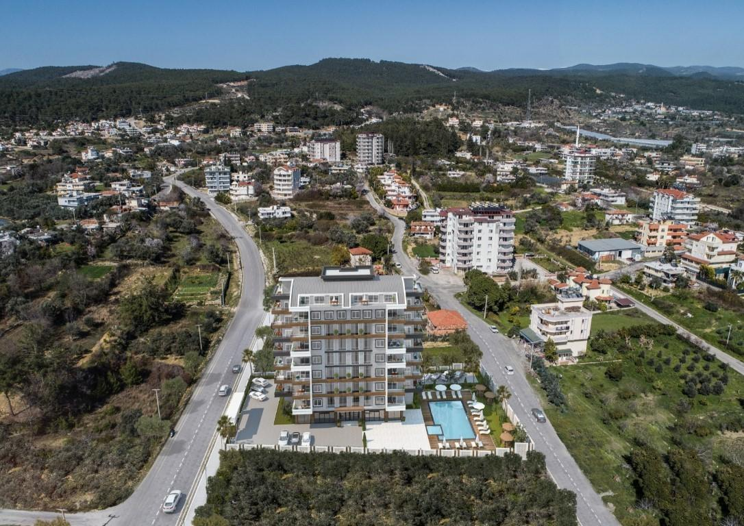 Новый проект жилого комплекса в Авсалларе - Фото 11