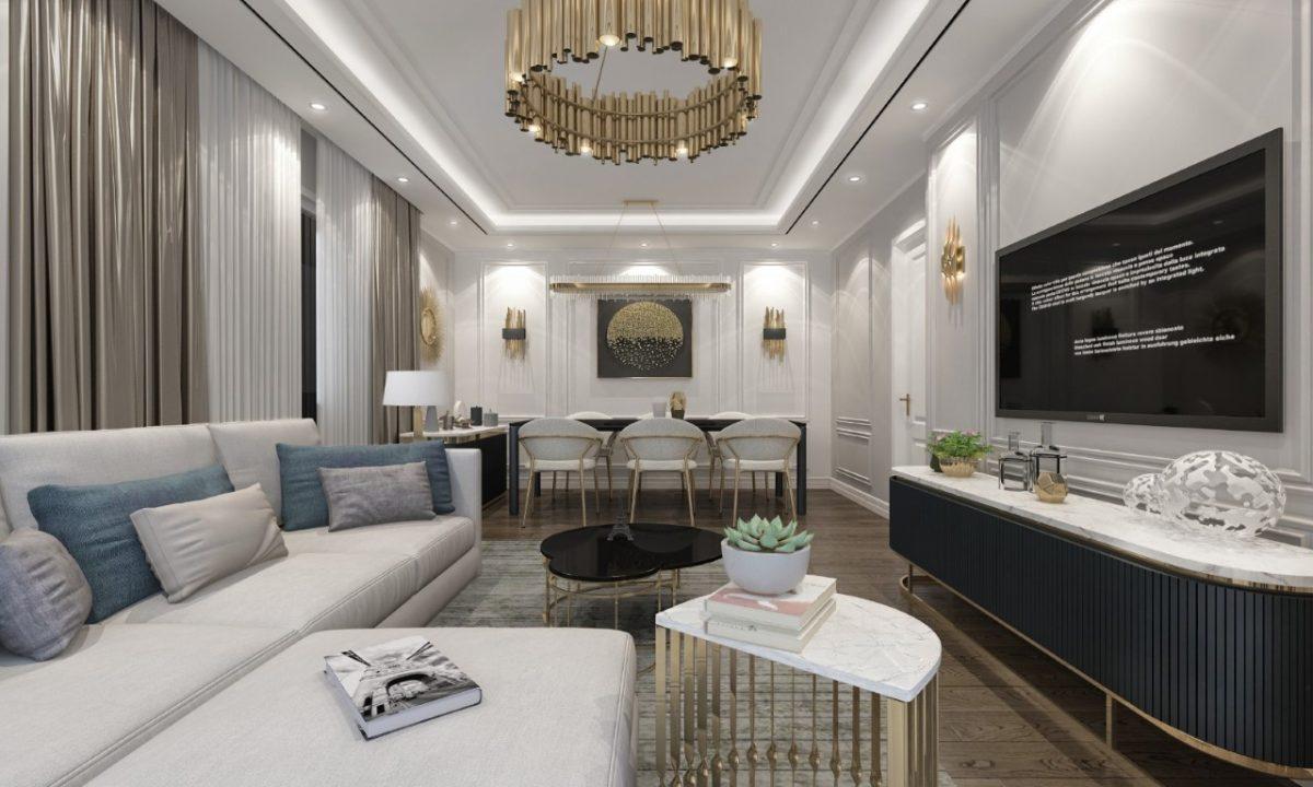 Новый проект жилого комплекса в Авсалларе - Фото 12