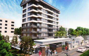 Новый проект высокого качества по доступным ценам в районе Авсаллар