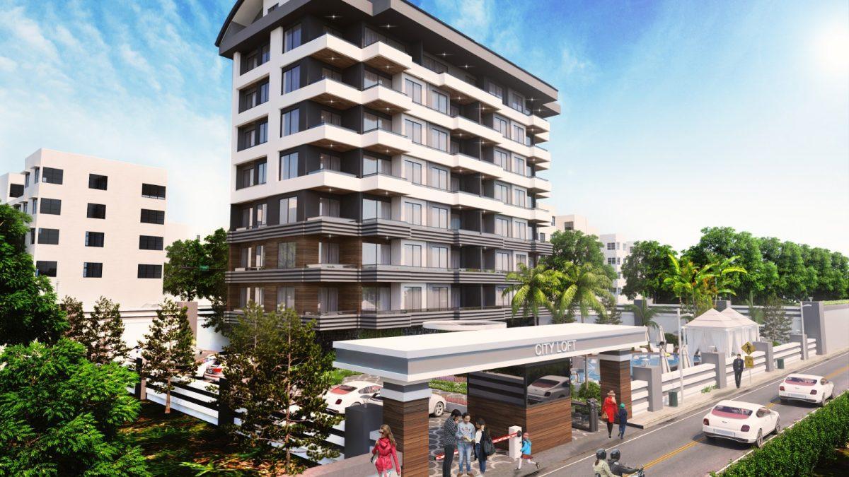 Новый проект высокого качества по доступным ценам в районе Авсаллар - Фото 1