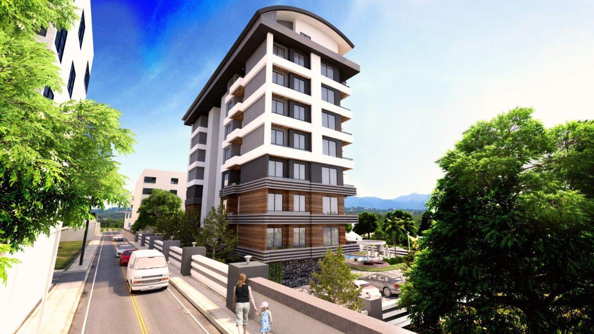 Новый проект высокого качества по доступным ценам в районе Авсаллар - Фото 4