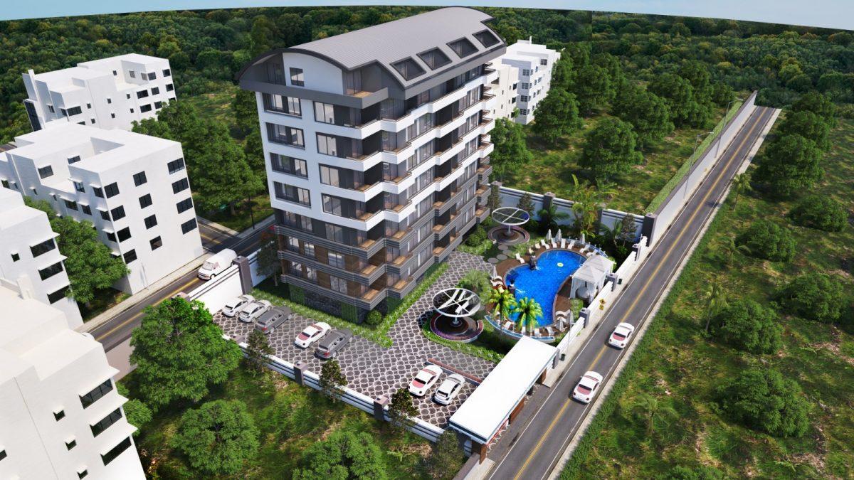 Новый проект высокого качества по доступным ценам в районе Авсаллар - Фото 6