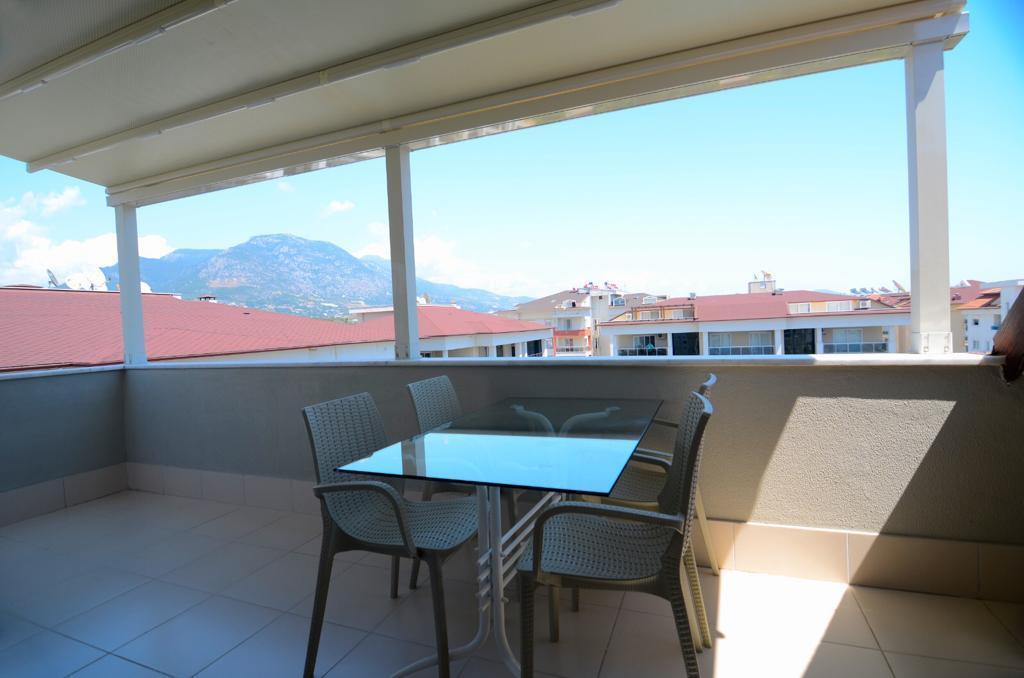 Просторная меблированная квартира с видом на море в Кестеле - Фото 15