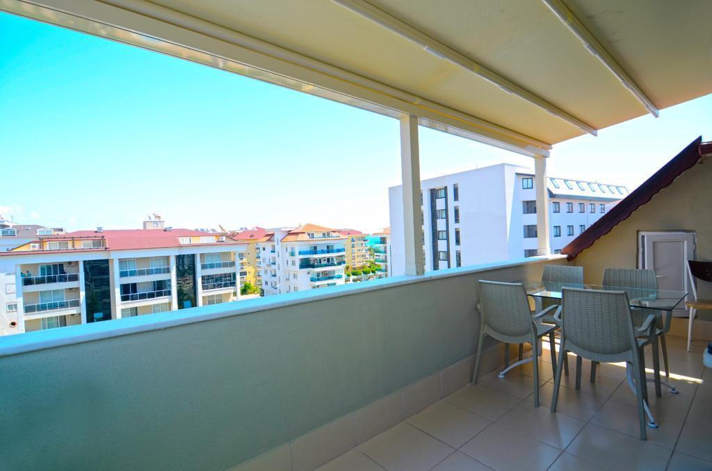 Просторная меблированная квартира с видом на море в Кестеле - Фото 16