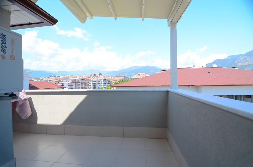 Просторная меблированная квартира с видом на море в Кестеле - Фото 17