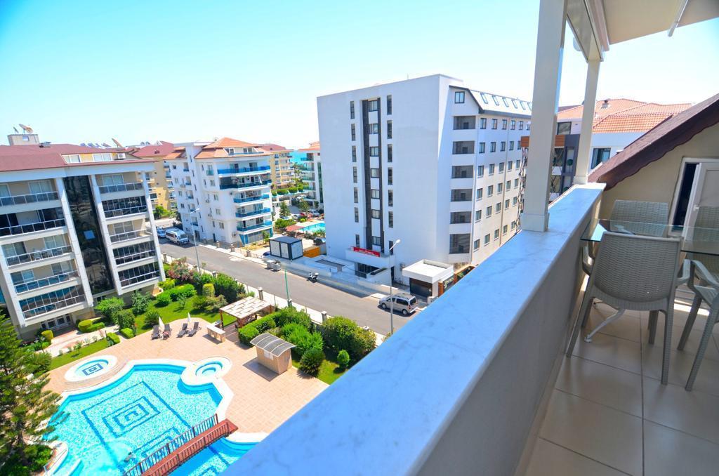 Просторная меблированная квартира с видом на море в Кестеле - Фото 7