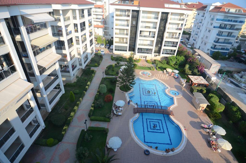Просторная меблированная квартира с видом на море в Кестеле - Фото 2