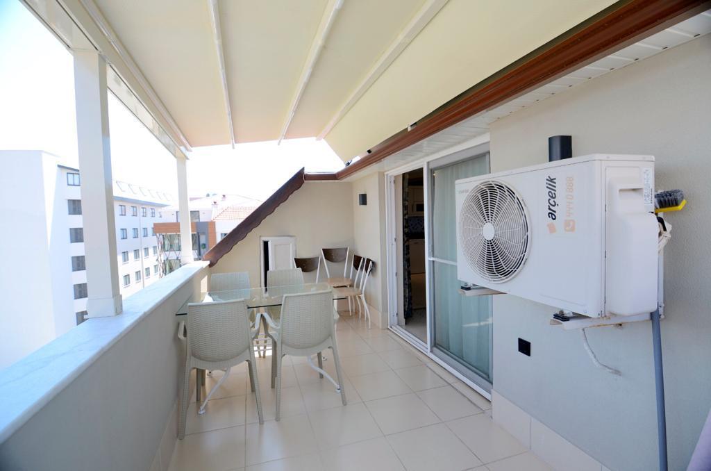 Просторная меблированная квартира с видом на море в Кестеле - Фото 19