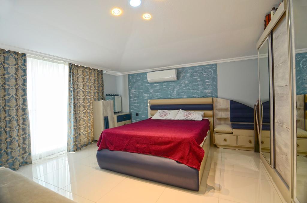 Просторная меблированная квартира с видом на море в Кестеле - Фото 20