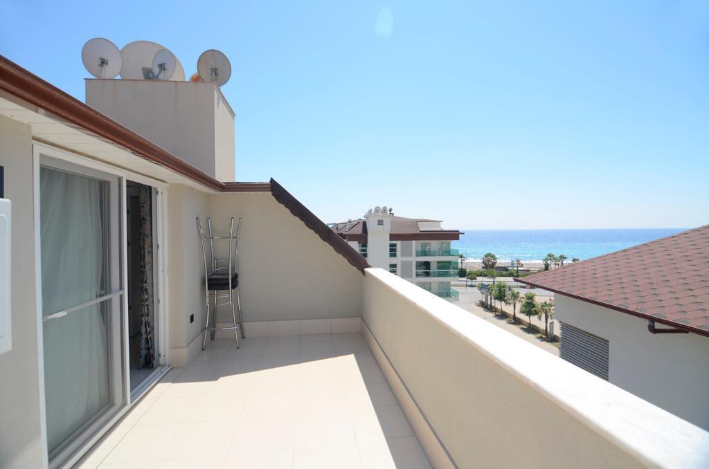 Просторная меблированная квартира с видом на море в Кестеле - Фото 25