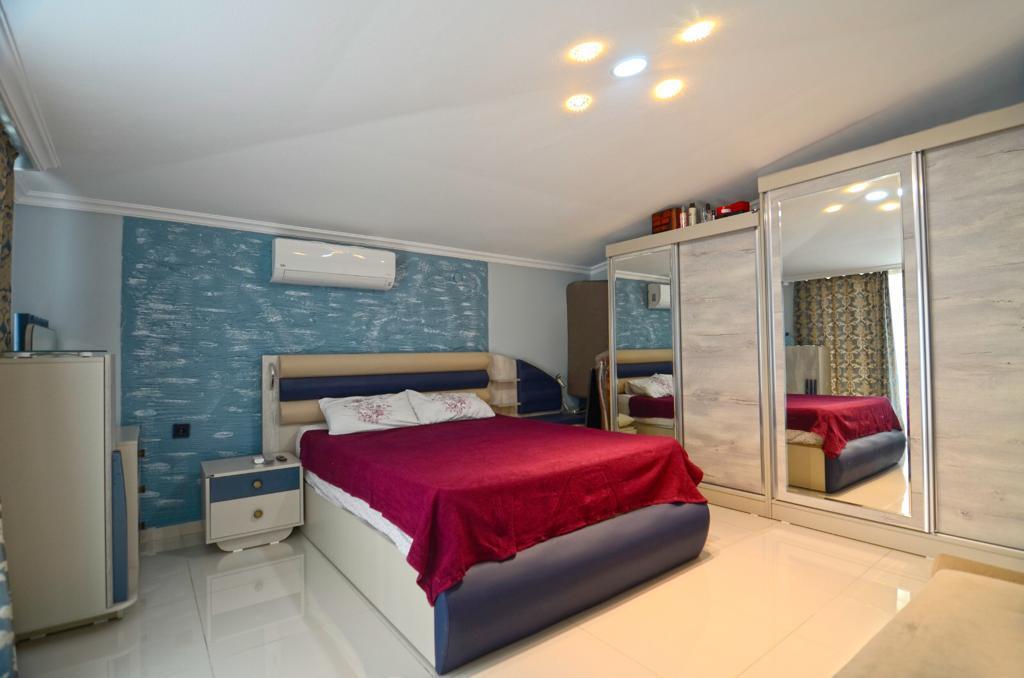Просторная меблированная квартира с видом на море в Кестеле - Фото 22