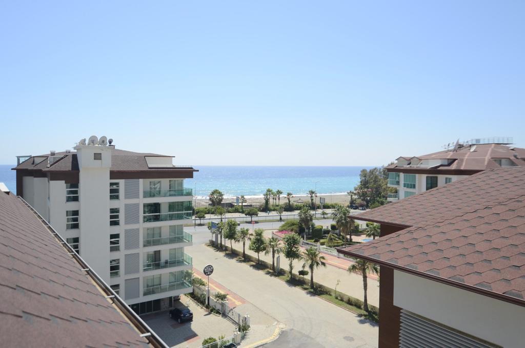 Просторная меблированная квартира с видом на море в Кестеле - Фото 26