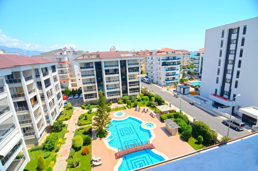 Просторная меблированная квартира с видом на море в Кестеле - Фото 4