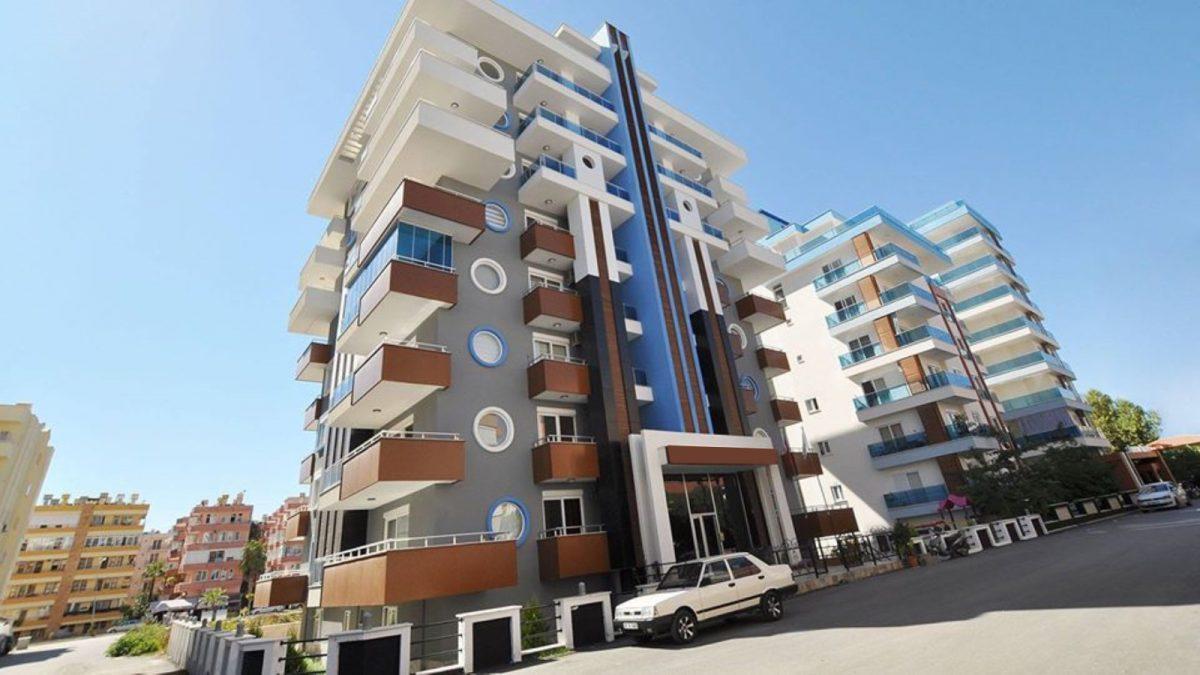 Просторные апартаменты близко к морю в Махмутларе - Фото 1
