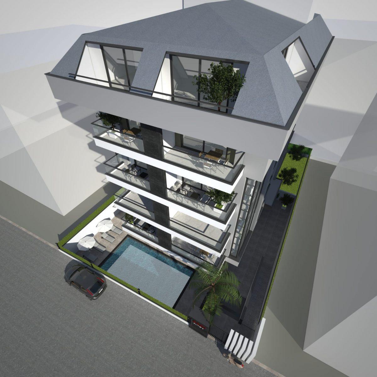Новый инвестиционный проект в 150 метрах от пляжа Клеопатра - Фото 4