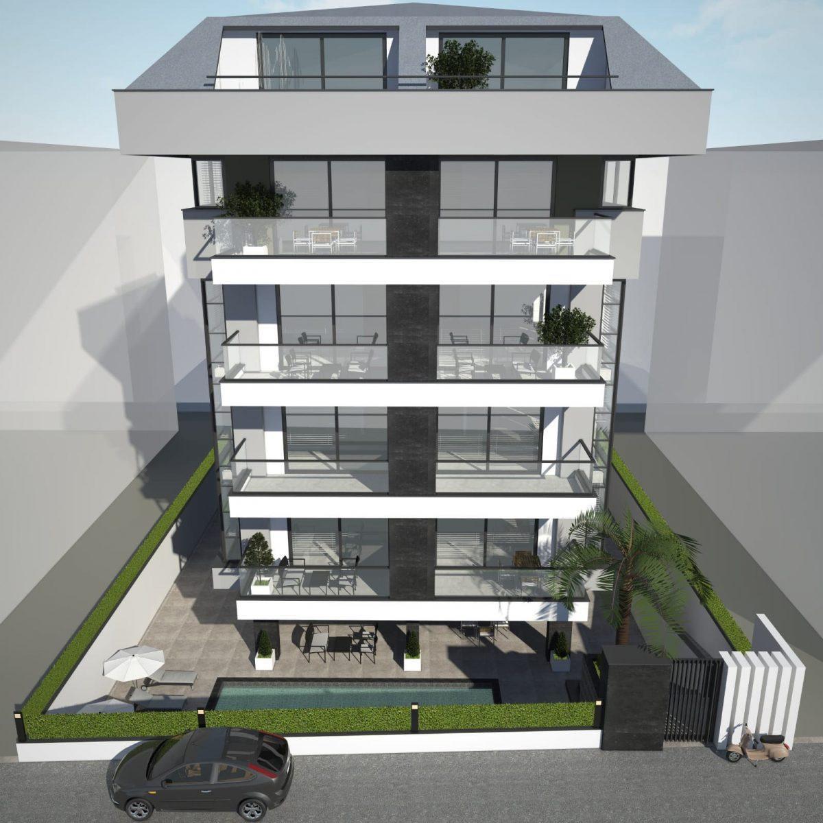Новый инвестиционный проект в 150 метрах от пляжа Клеопатра - Фото 2