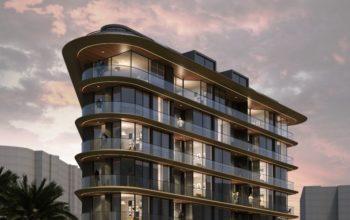 Квартиры в новом жилом комплексе в районе пляжа Клеопатры