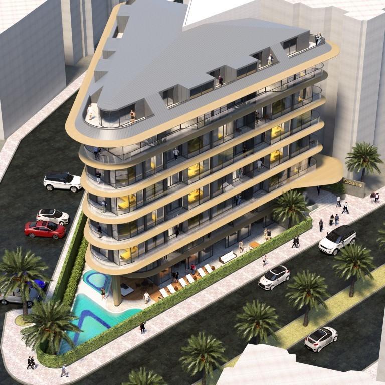 Квартиры в новом жилом комплексе в районе пляжа Клеопатры - Фото 2