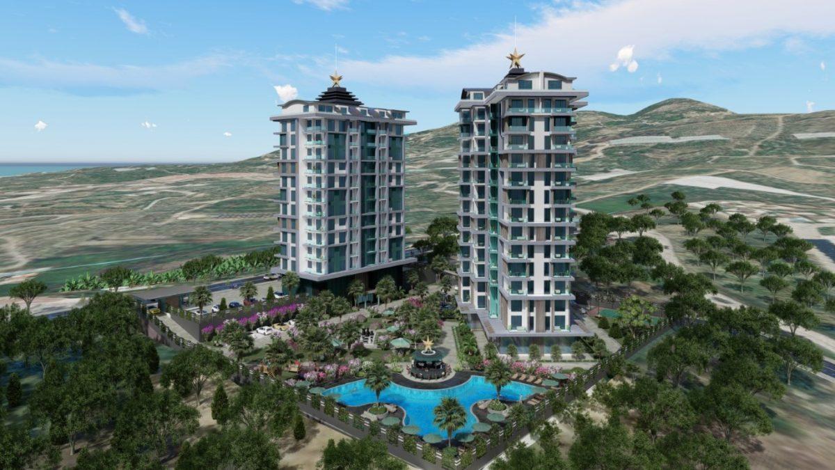 Новый масштабный проект в Махмутларе - Фото 2