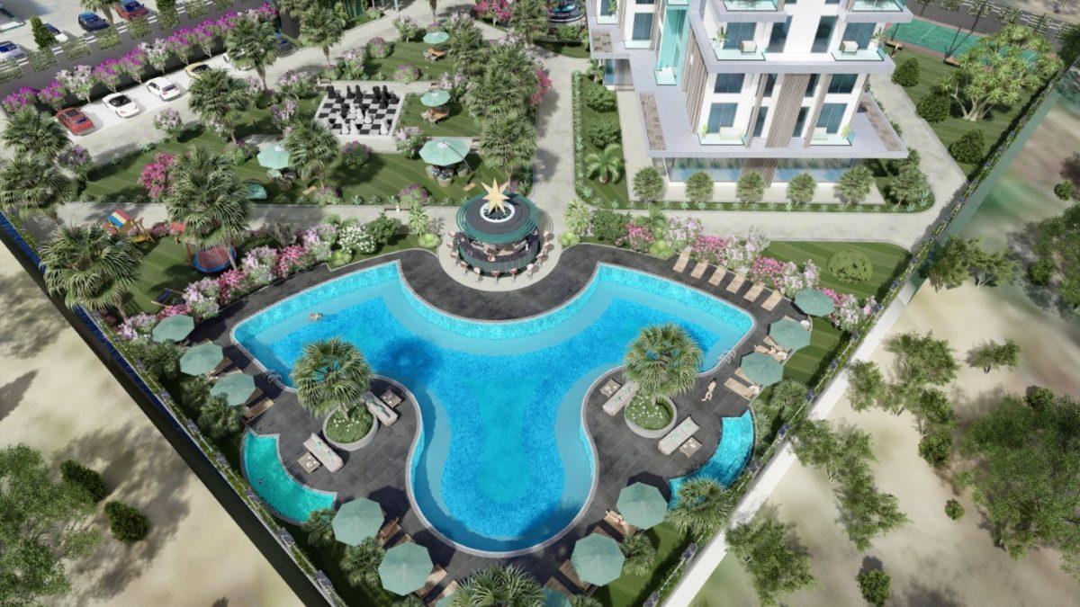 Новый масштабный проект в Махмутларе - Фото 3