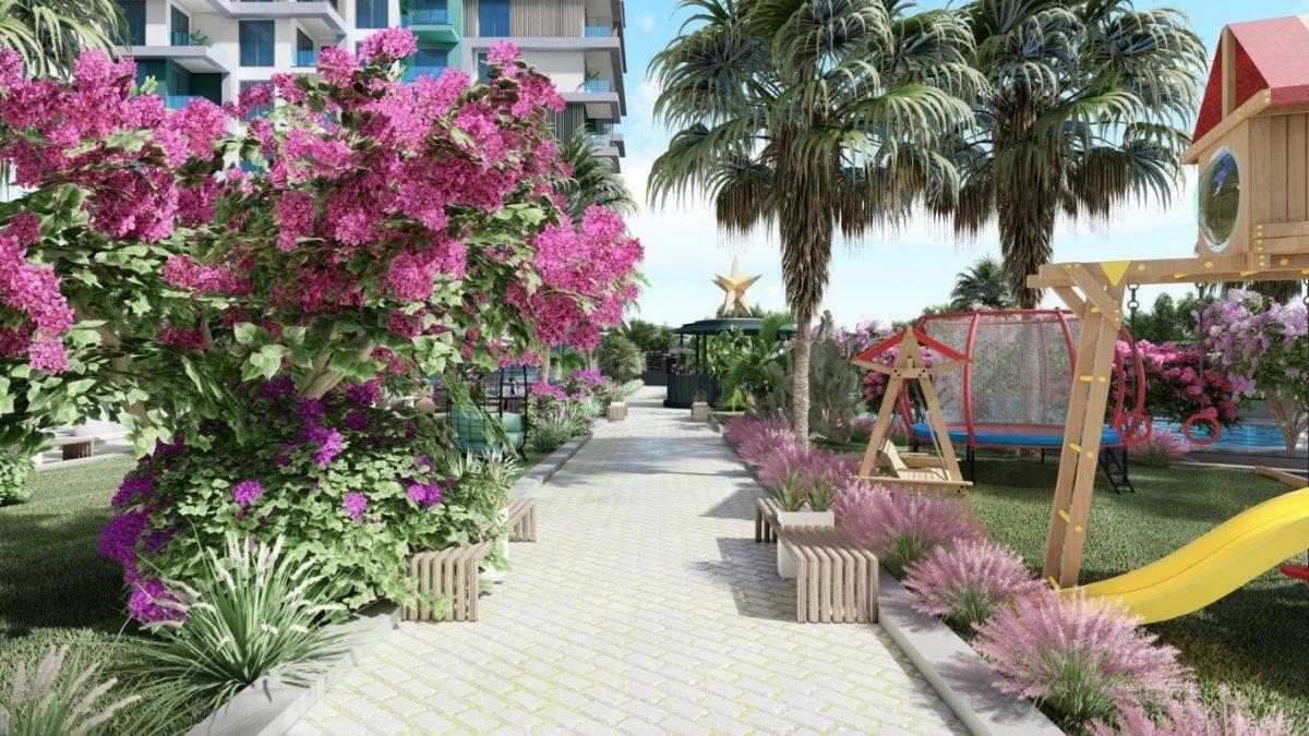 Новый масштабный проект в Махмутларе - Фото 11
