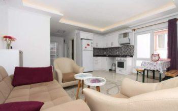 Апартаменты в центре Алании по привлекательной цене