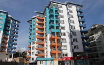 Апартаменты 2+1 в комплексе с богатой инфраструктурой в Тосмуре