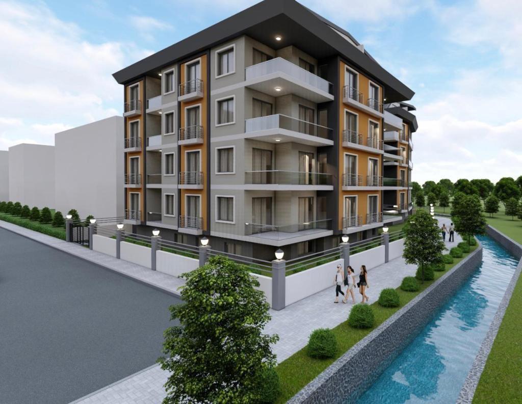 Новый комплекс в центре Алании рядом с морем - Фото 2