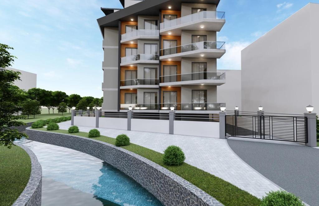 Новый комплекс в центре Алании рядом с морем - Фото 3