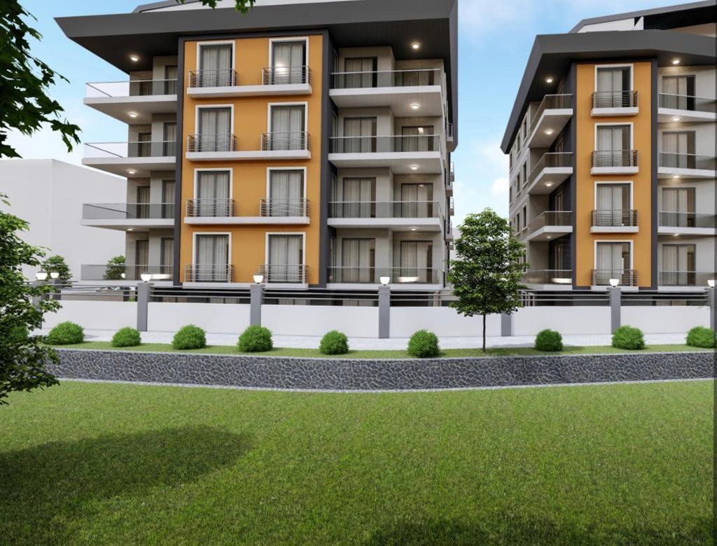 Новый комплекс в центре Алании рядом с морем - Фото 5