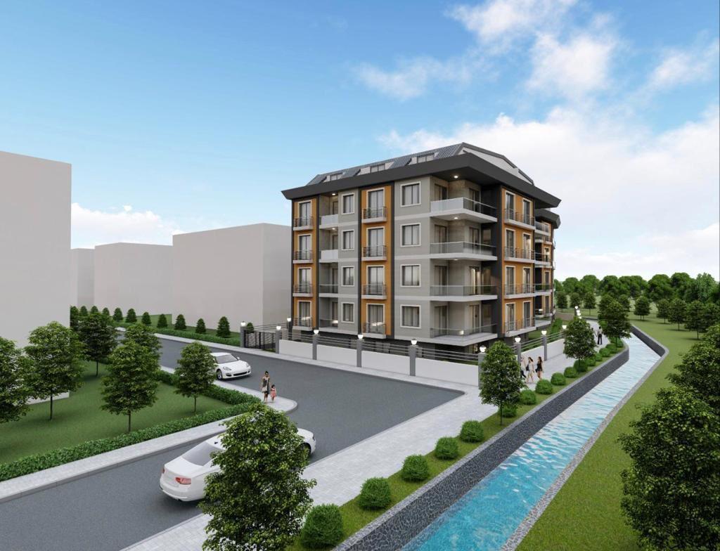 Новый комплекс в центре Алании рядом с морем - Фото 7