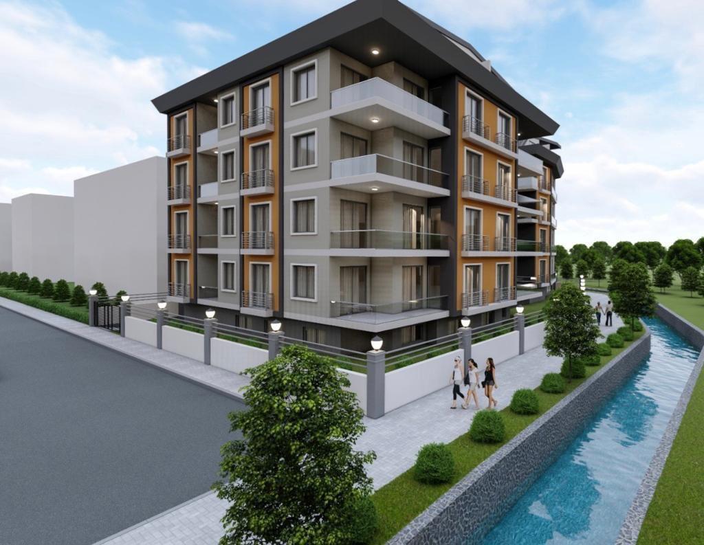 Новый комплекс в центре Алании рядом с морем - Фото 12