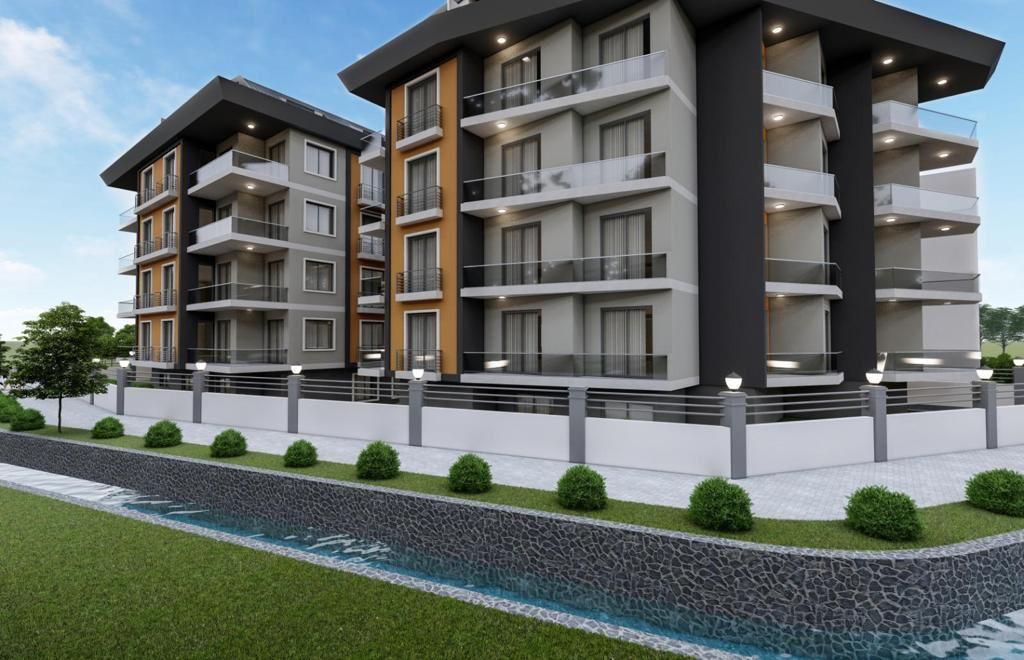 Новый комплекс в центре Алании рядом с морем - Фото 21