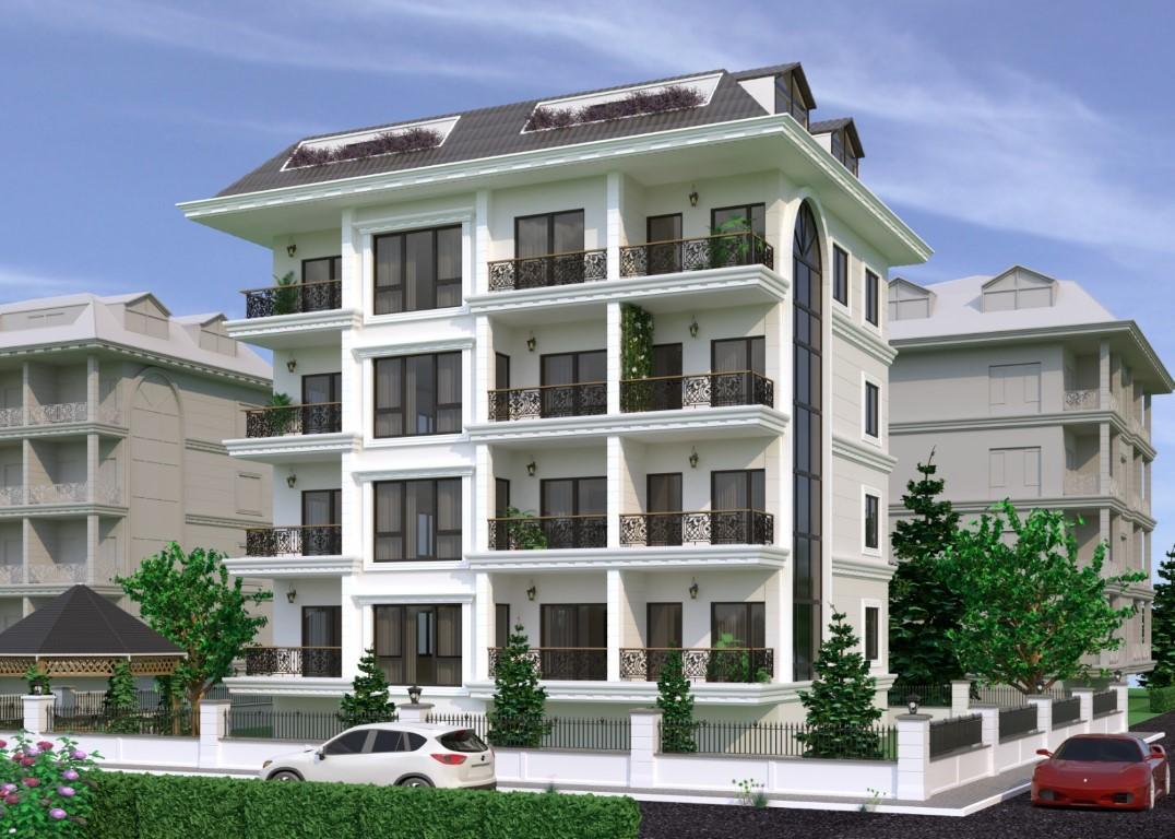 Новый комплекс городского типа в центре Алании - Фото 1
