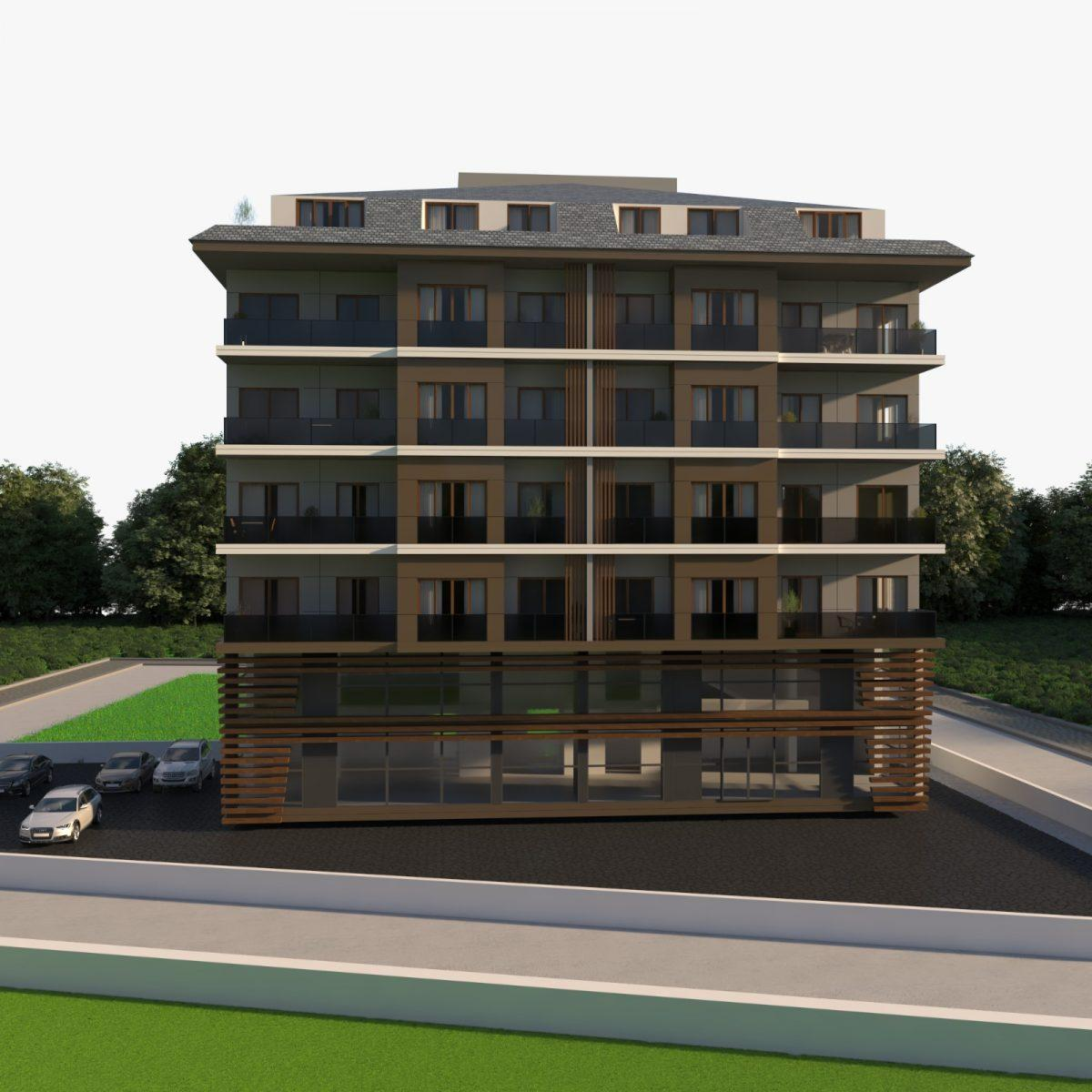 Готовые квартиры по ценам от застройщика в элитном районе Каргыджак - Фото 1