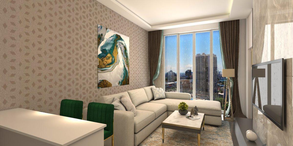 Готовые квартиры по ценам от застройщика в элитном районе Каргыджак - Фото 13