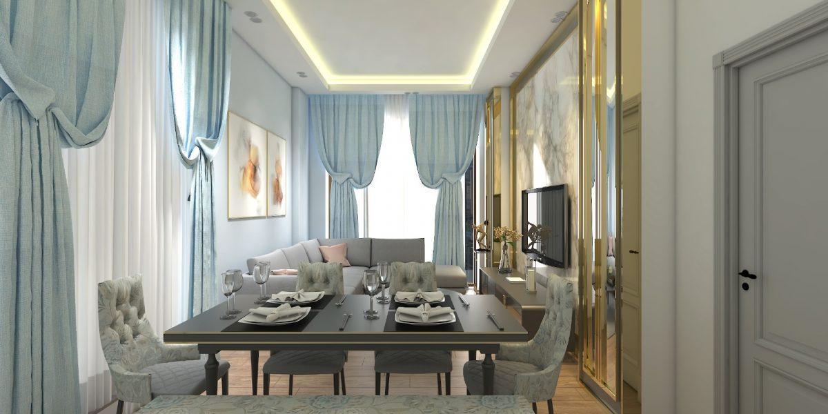Готовые квартиры по ценам от застройщика в элитном районе Каргыджак - Фото 8