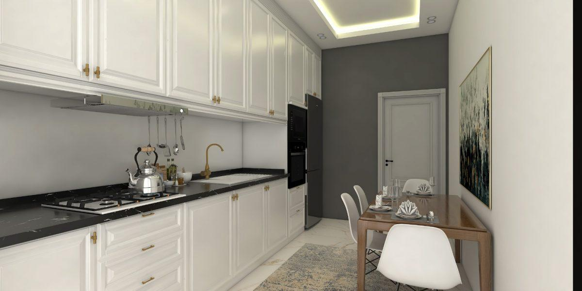 Готовые квартиры по ценам от застройщика в элитном районе Каргыджак - Фото 4