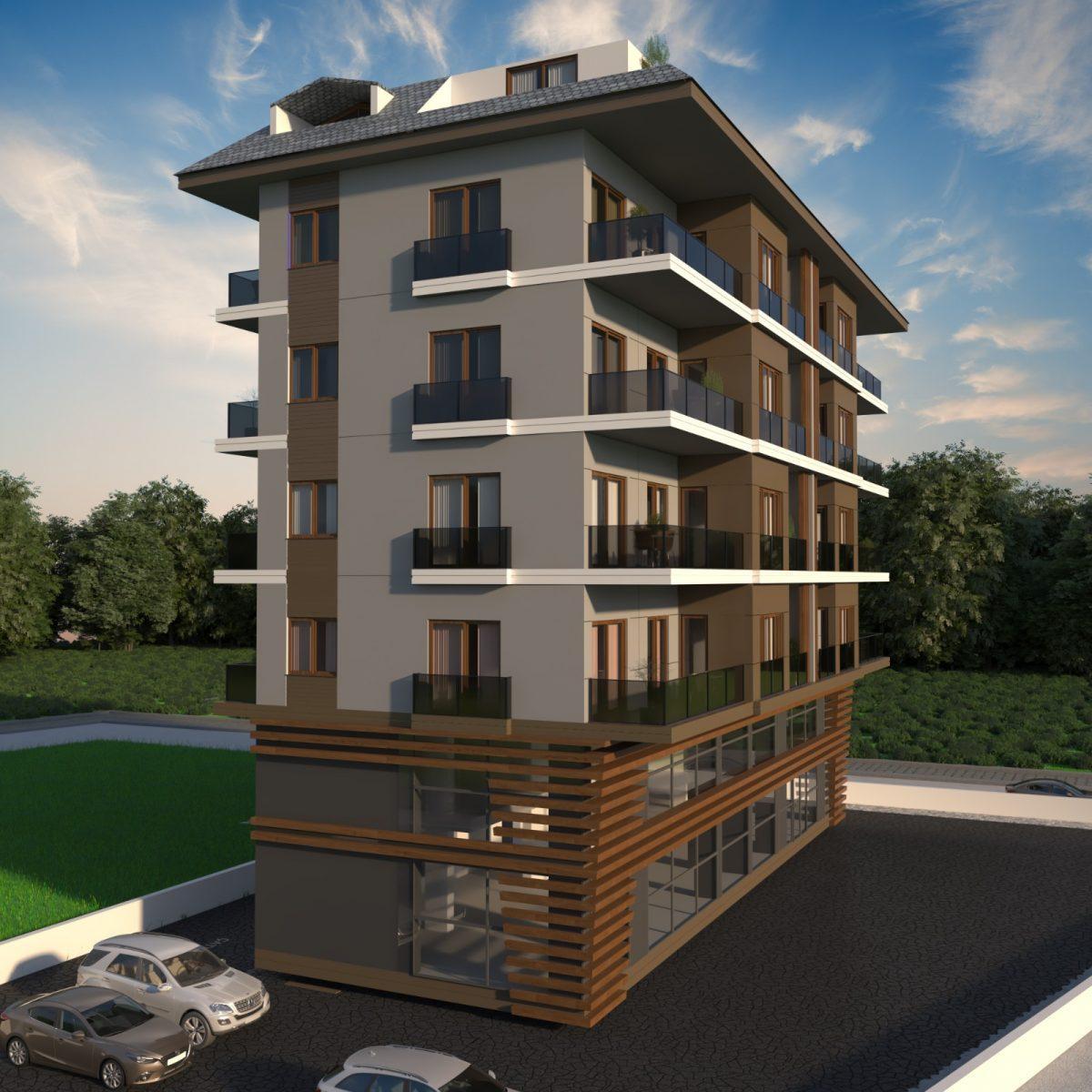 Готовые квартиры по ценам от застройщика в элитном районе Каргыджак - Фото 2