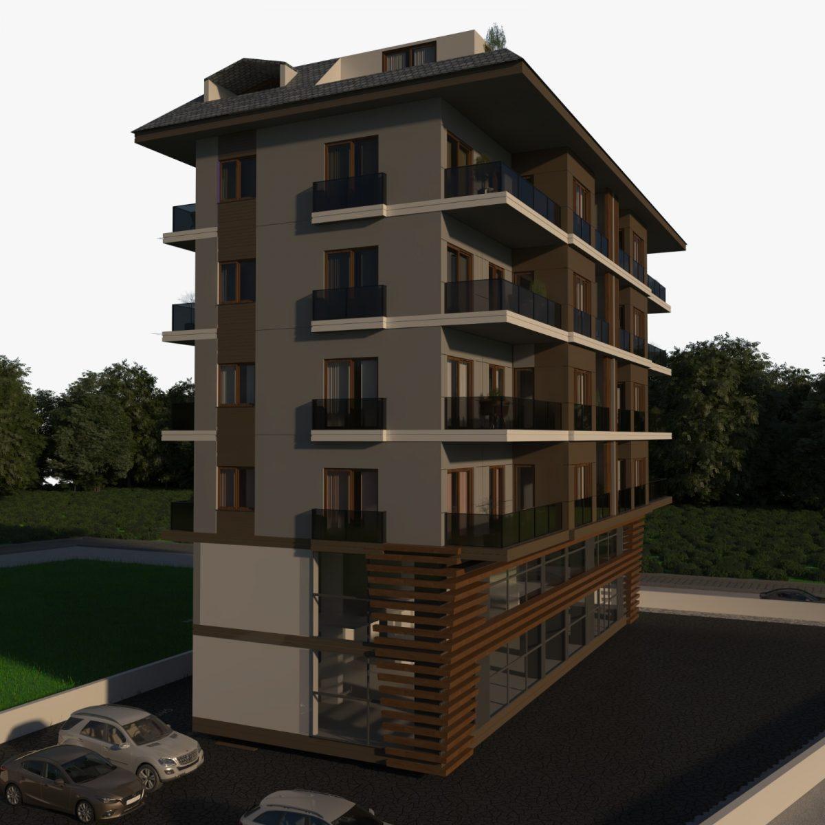 Готовые квартиры по ценам от застройщика в элитном районе Каргыджак - Фото 3