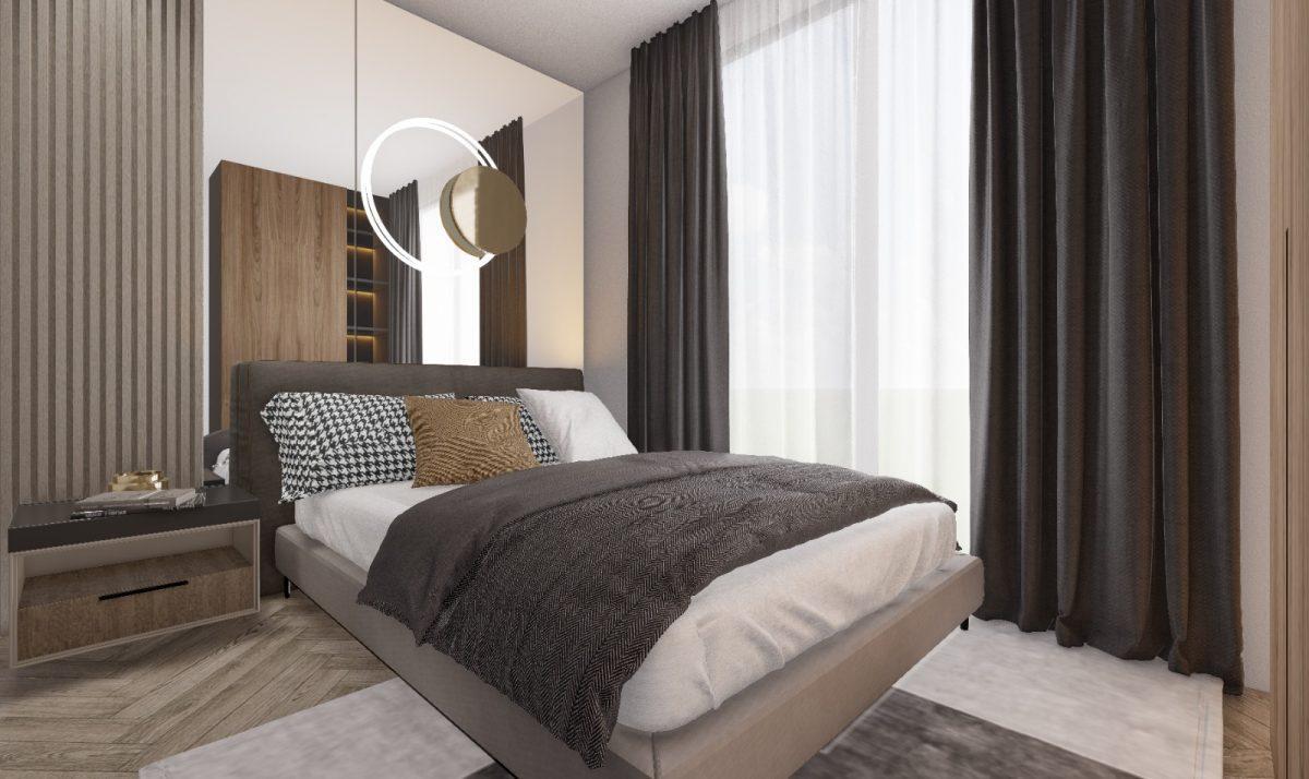 Апартаменты по выгодным ценам от застройщика в центре Алании близко к морю - Фото 20