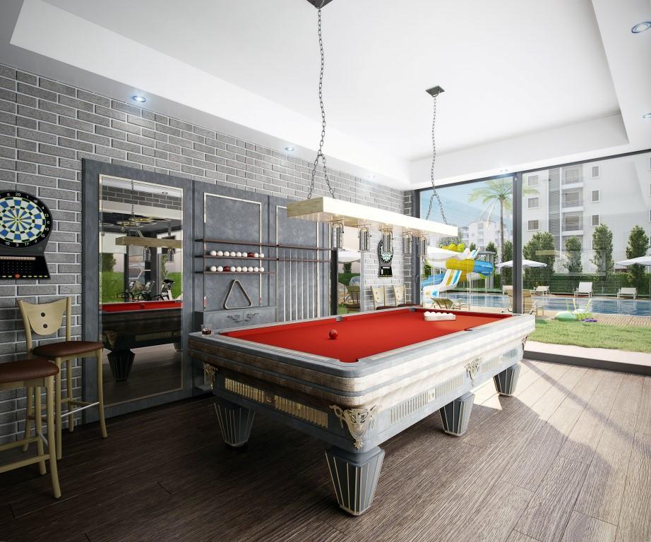 Новый жилой комплекс премиум-класса в районе Авсаллар  - Фото 14