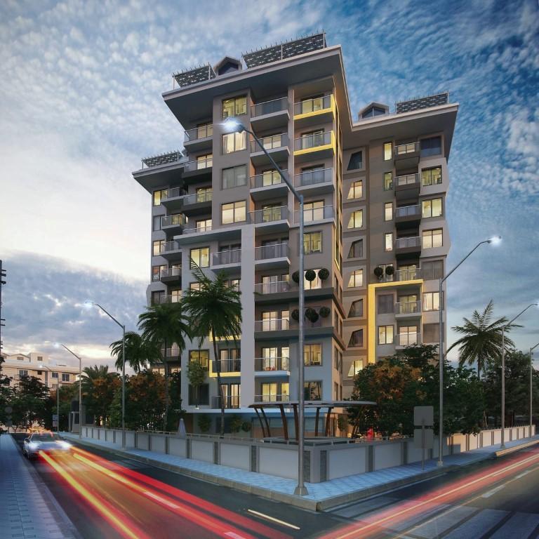 Апартаменты в центре Алании по ценам от застройщика - Фото 8