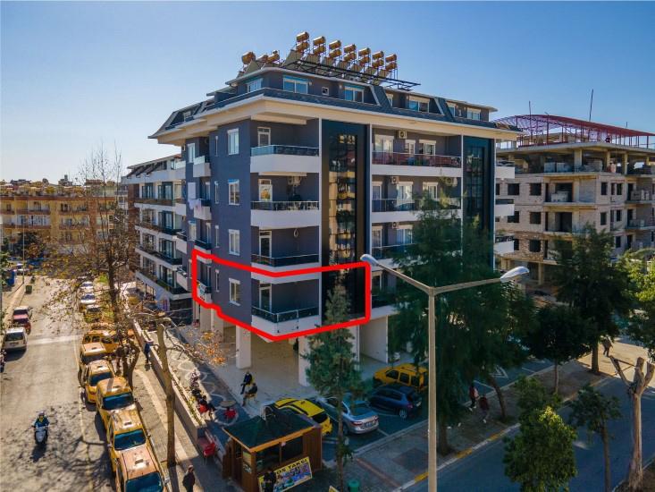 Трехкомнатная квартира рядом с центром Алании - Фото 23