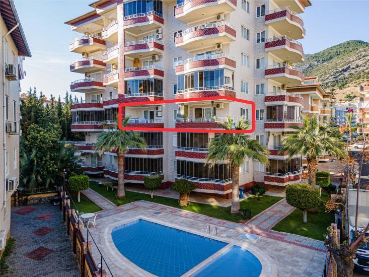 Трёхкомнатные апартаменты в центре Алании - Фото 19