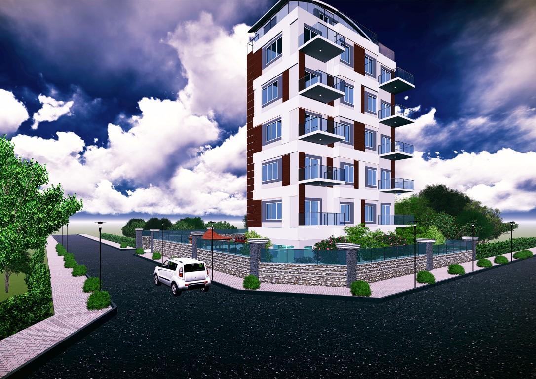 Новый бюджетный комплекс в Авсалларе - Фото 3