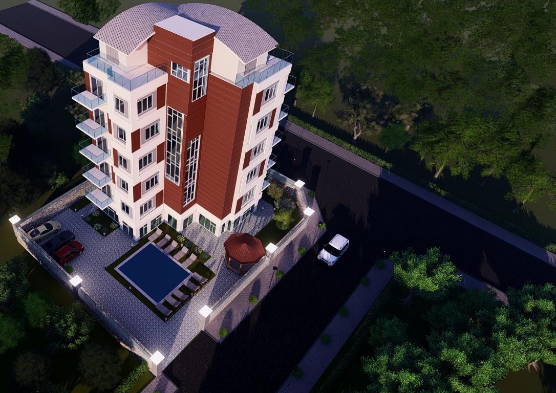 Новый бюджетный комплекс в Авсалларе - Фото 4