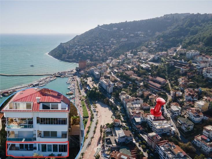 Две смежные квартиры в историческом центре Алании - Фото 6
