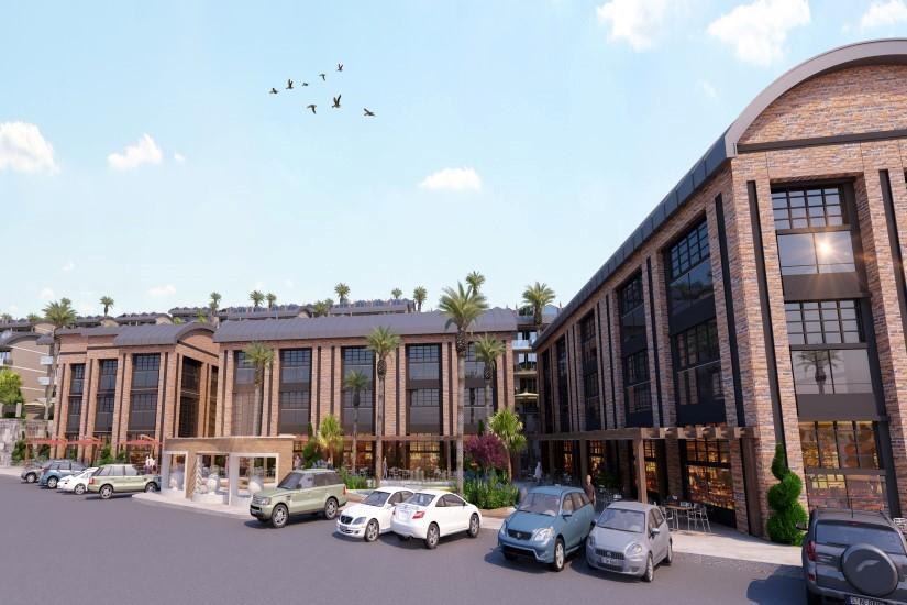 Новый масштабный инвестиционный проект в районе Конаклы - Фото 18