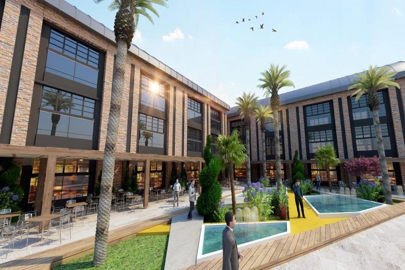 Новый масштабный инвестиционный проект в районе Конаклы - Фото 19
